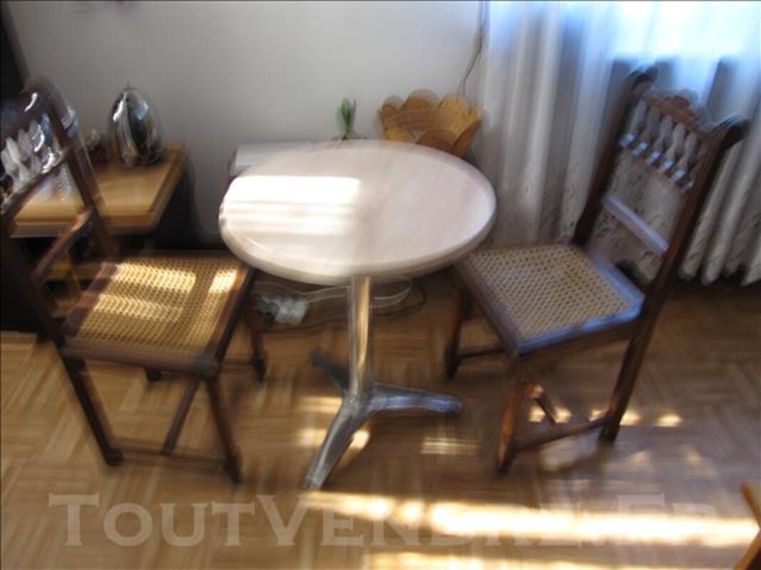 Table de bistrot pliante 85283993