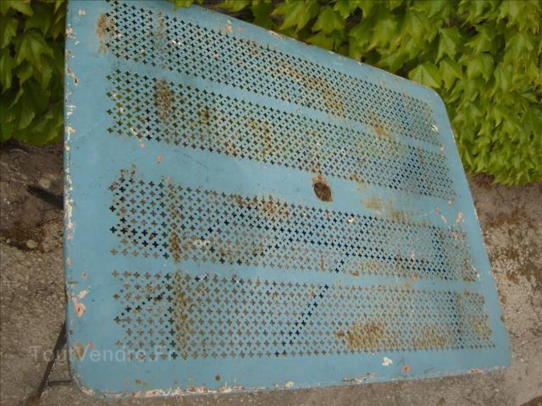 Table de jardin pliante en métal / style mategot 86874199