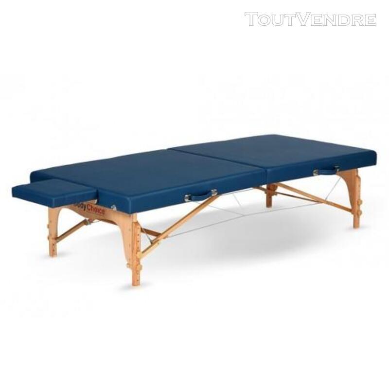 Table de massage extra large 84 cm chez WWW.MASSAGEFRANCE.FR 144029335