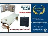 Table de massage neuve 99 euro