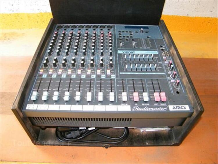 TABLE de mixage  Studio Master  amplifiée 2x350W 66096167