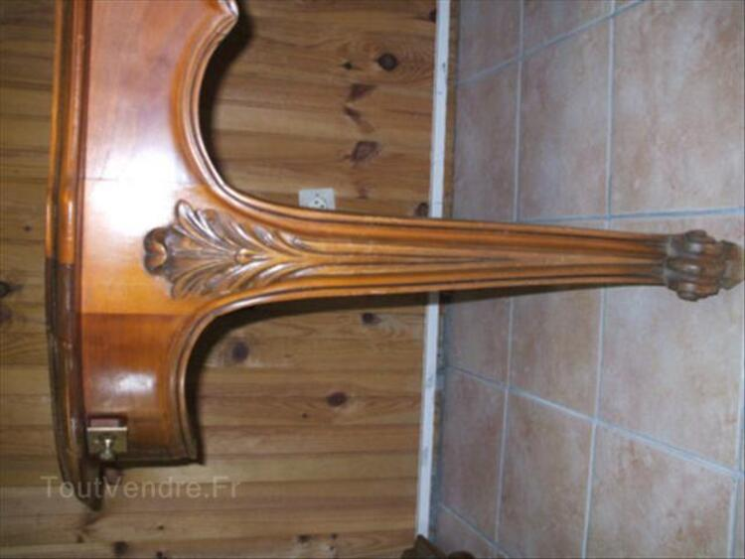 Table de salle à manger Style REGENCE  en  merisier 46718110