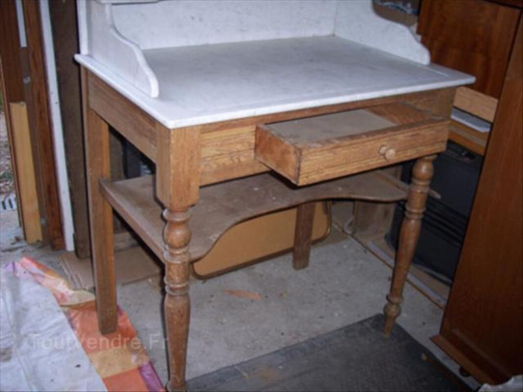 TABLE DE TOILETTE ANCIENNE 56374330
