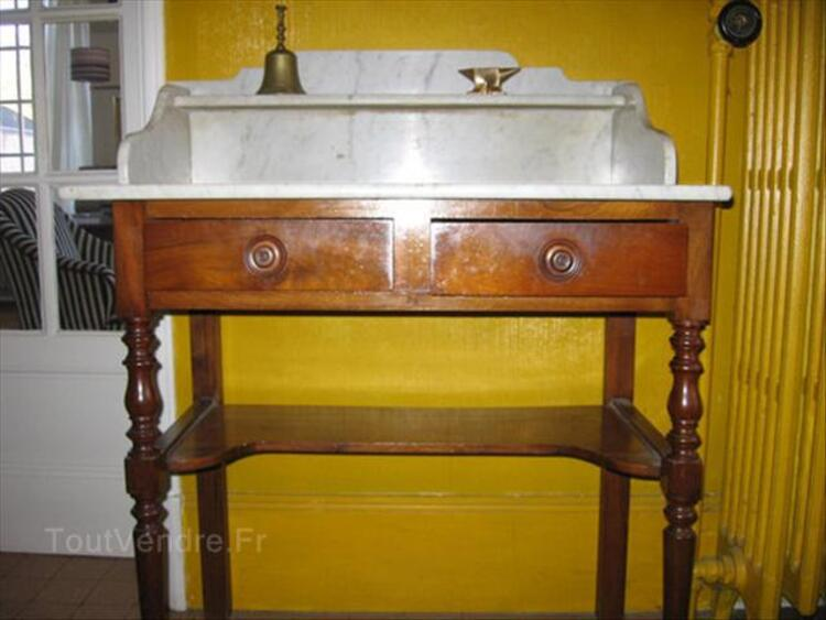 Table de toilette ancienne 71064012