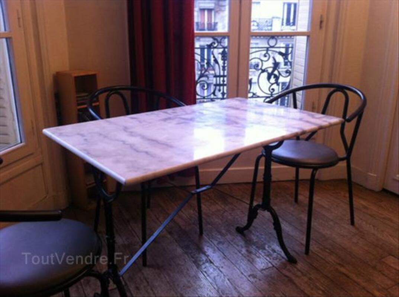 "Table en marbre style ""bistrot"" 56215767"
