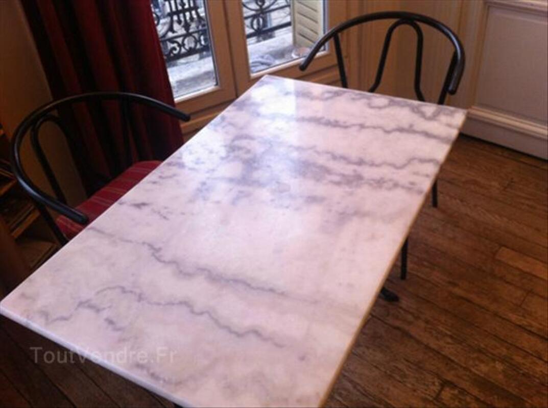 "Table en marbre style ""bistrot"" 56215768"