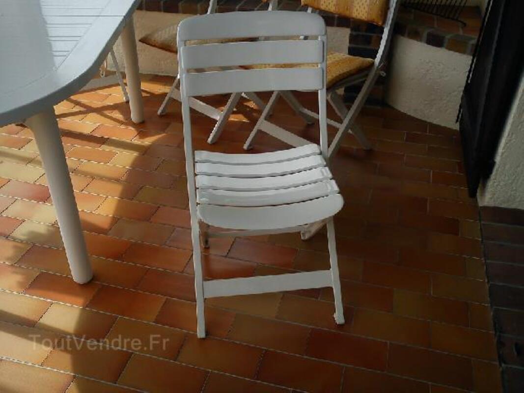 Table et chaises ALLIBERT 89832645
