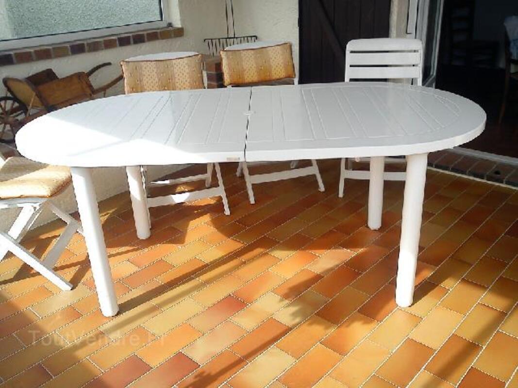 Table et chaises ALLIBERT 89832646
