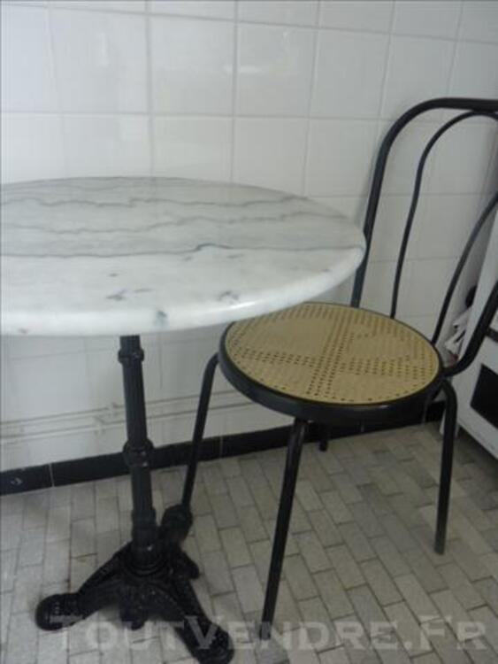 """Table et Chaises """"Bistrot"""" 76153705"""