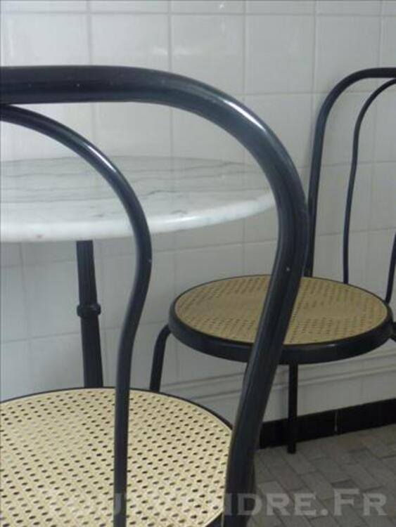 """Table et Chaises """"Bistrot"""" 76153707"""