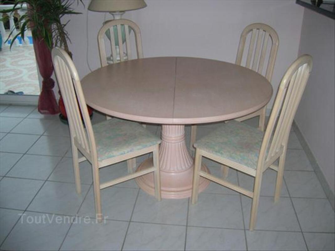 TABLE ET CHAISES DE SALLE A MANGER 55921441