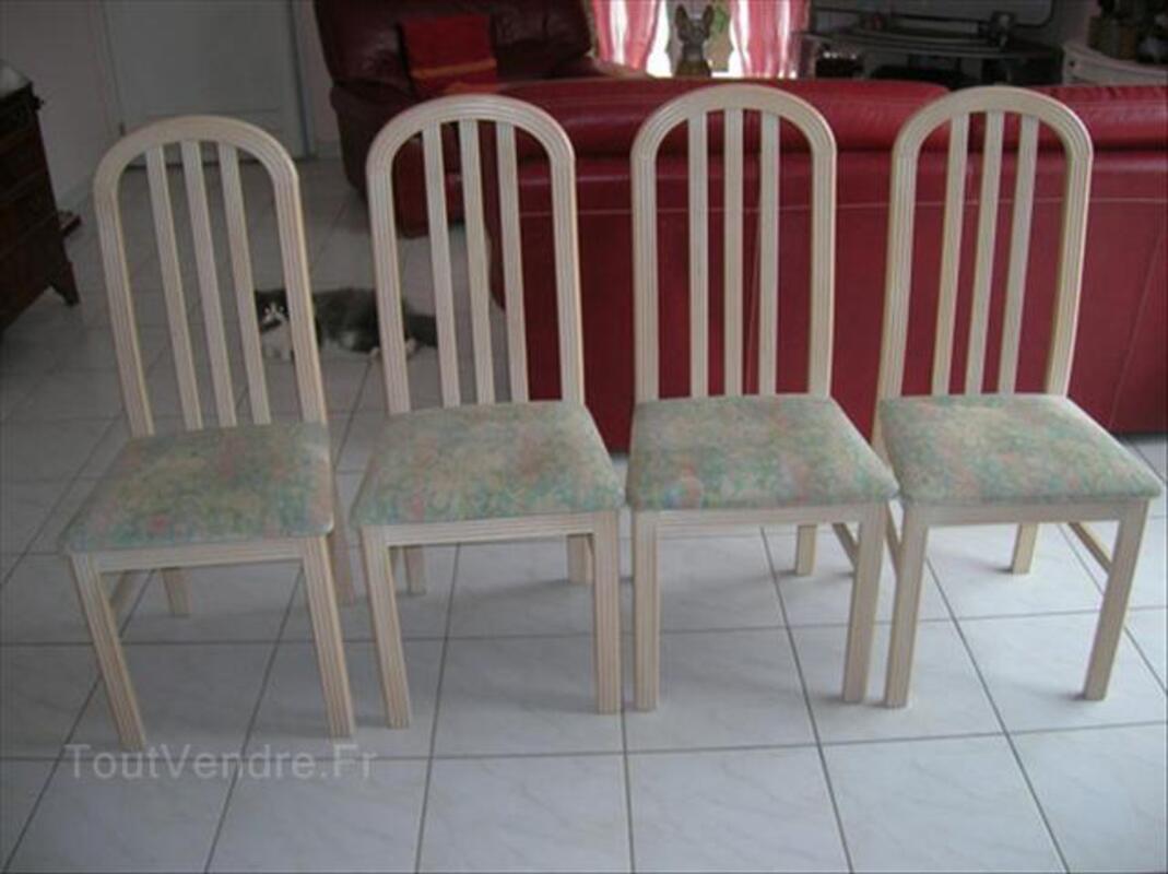 TABLE ET CHAISES DE SALLE A MANGER 55921442