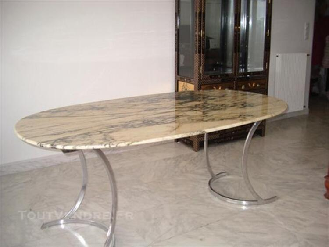 TABLE MARBRE VINTAGE 70 86004124