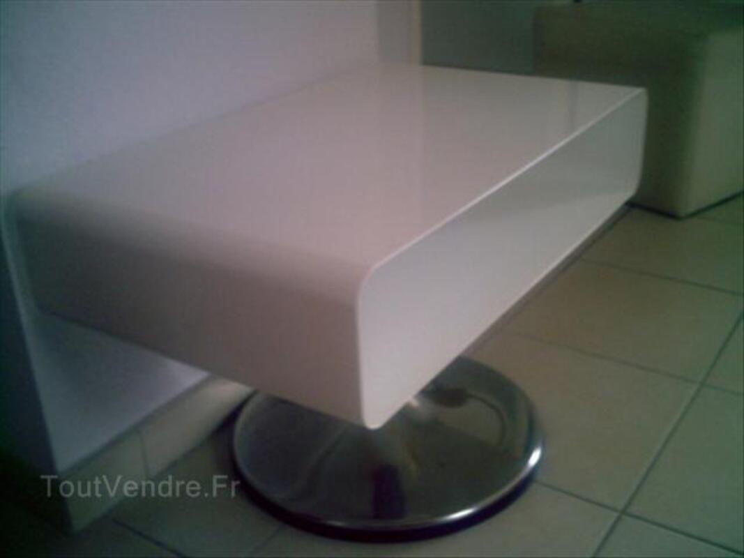 TABLE / MEUBLE  METAL TELE  1970 PIVOTANT DESIGN KNOLL 56212858
