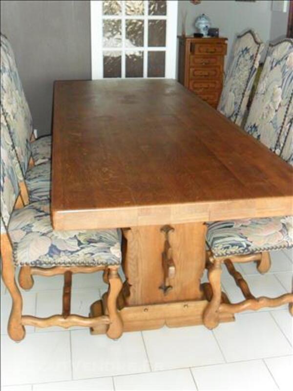 TABLE MONASTERE EN CHEN 80452068
