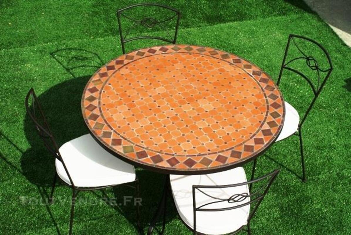 Table zellige de jardin 80419301