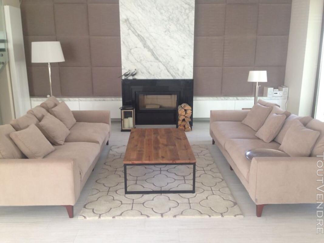 Tables meubles vieux bois 110757296