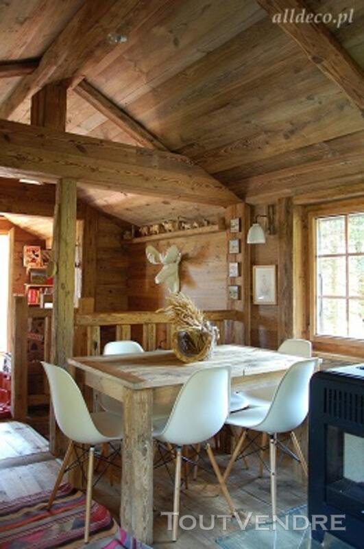 Tables meubles vieux bois 110757297
