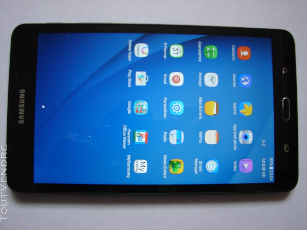 Tablette Samsung Galaxy 7 pouces, aucune rayure parfait état 634389392