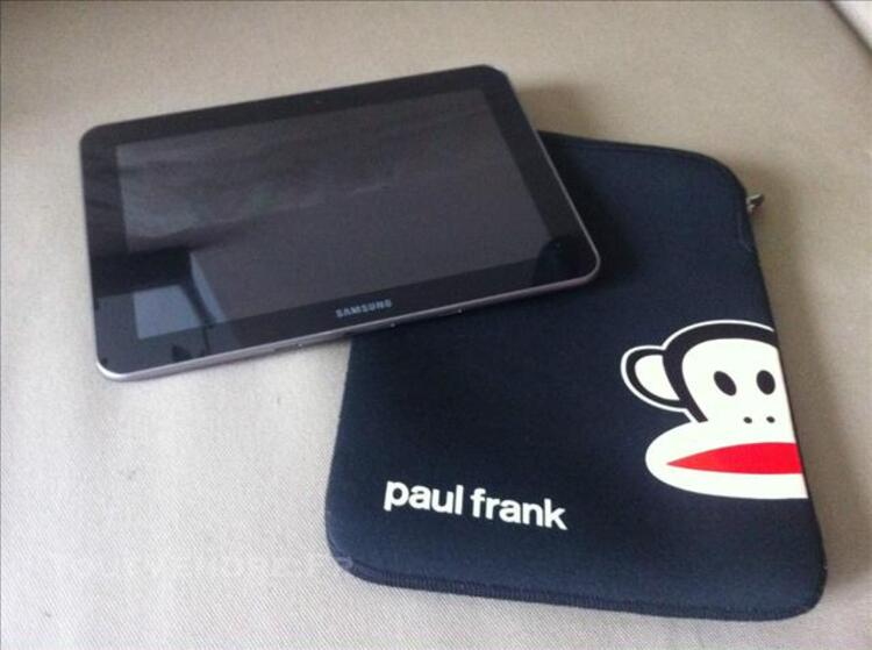 Tablette Samsung Galaxy Tab 8.9 + housse Paul Frank 76143300