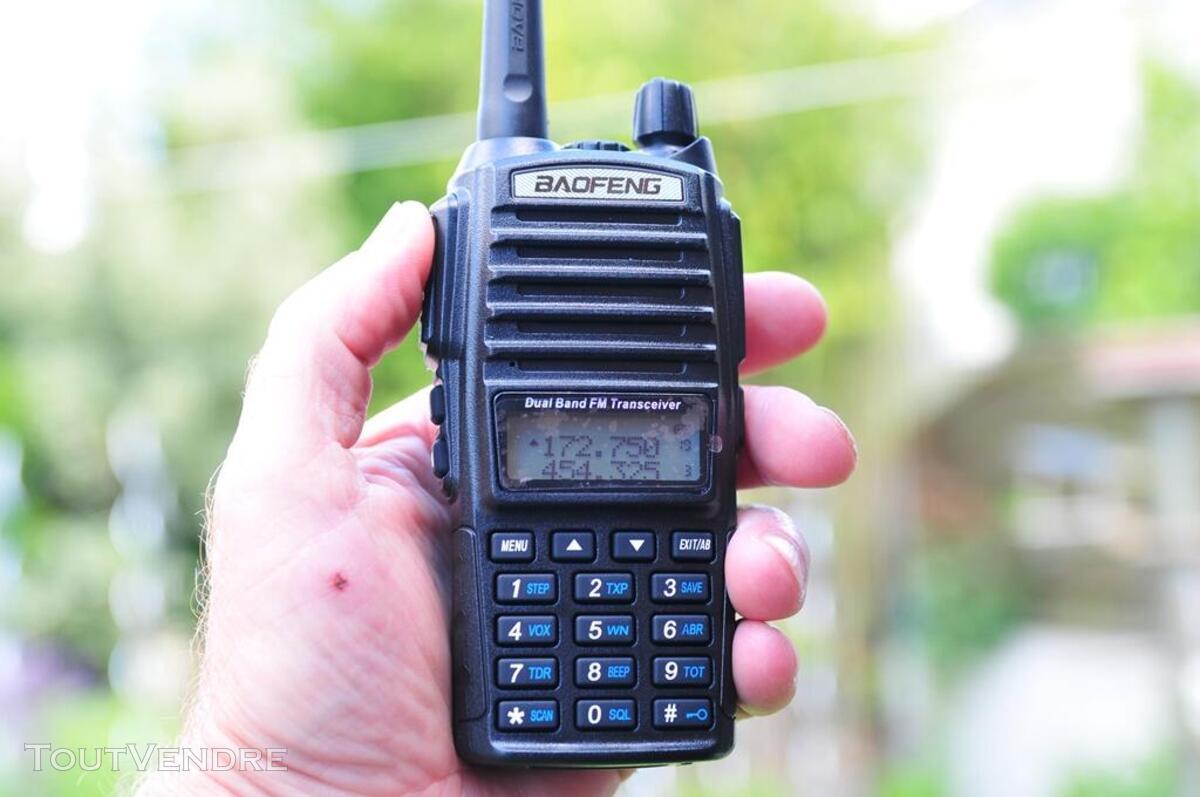 Talkie-Walkie VHF-UHF Baofeng-Pofung UV-82L 528210786