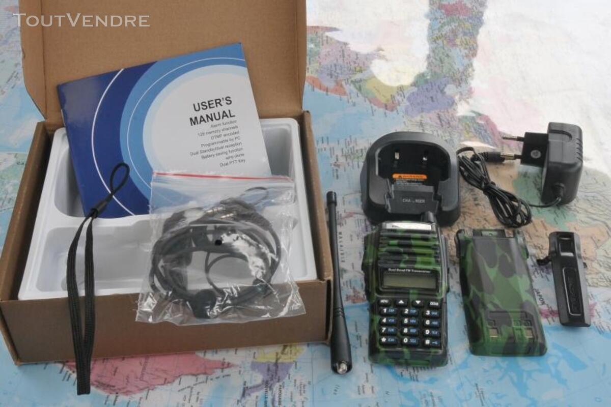 Talkie-Walkie VHF-UHF Baofeng-Pofung UV-82L 528210792