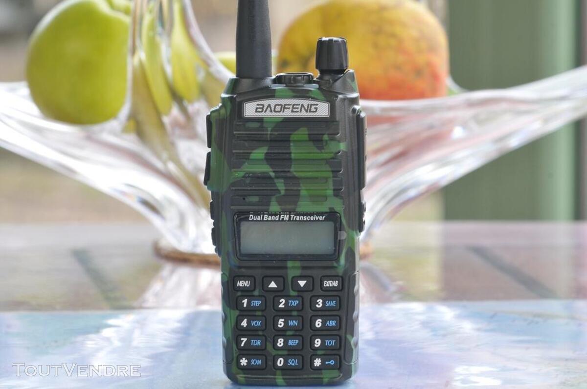 Talkie-Walkie VHF-UHF Baofeng-Pofung UV-82L 528210795