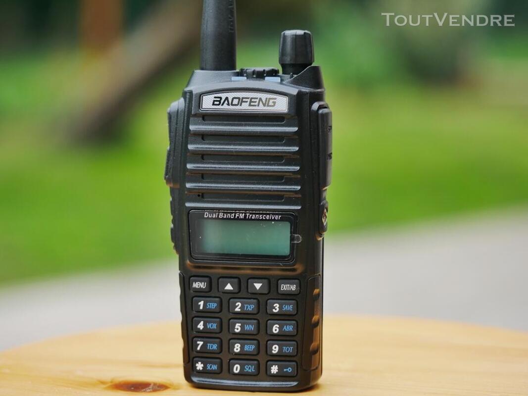 Talkie-Walkie VHF-UHF Baofeng UV-82L 8Watts 528210738