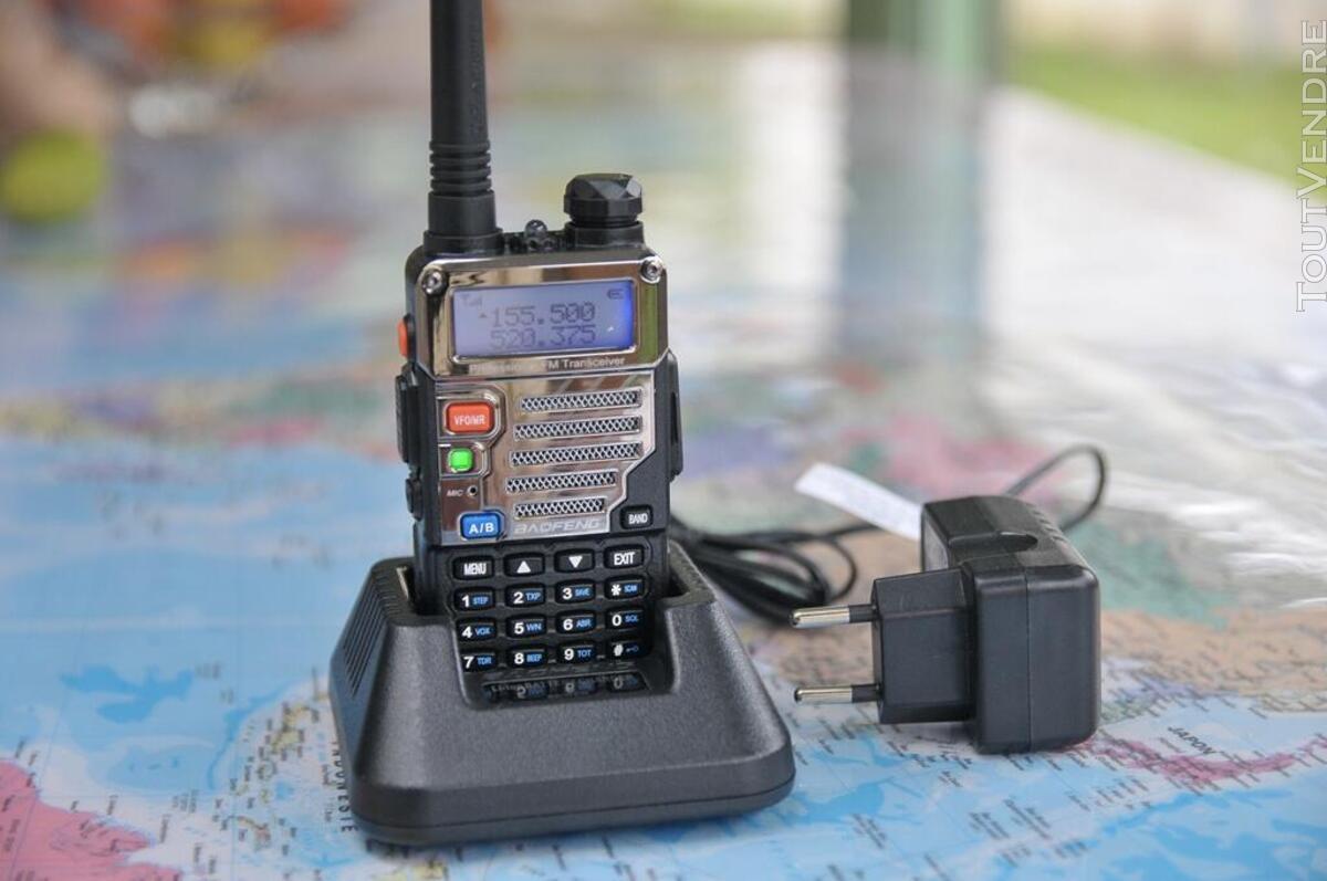 Talkie-walkie VHF-UHF UV-5R+ 600212249