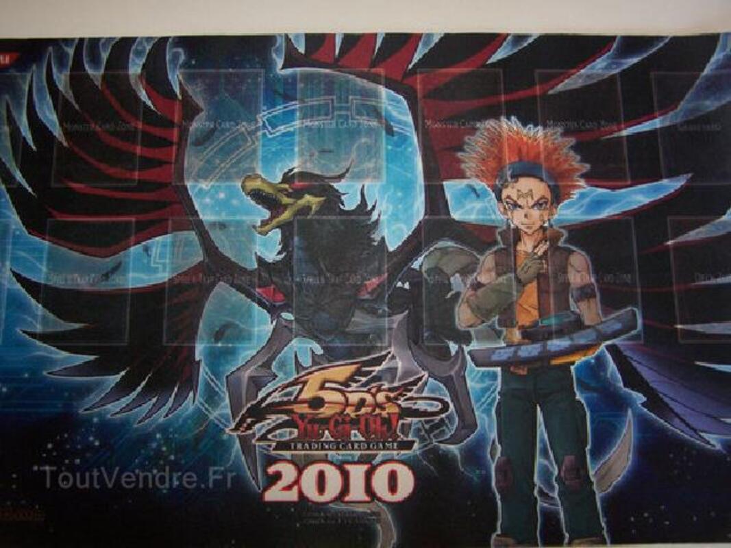 Tapis de jeu/Playmat Yu-Gi-Oh Dragon ailes sombres 20€ 89807389