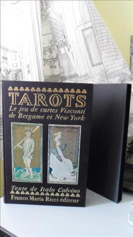 TAROTS VISCONTI CALVINO 83117566