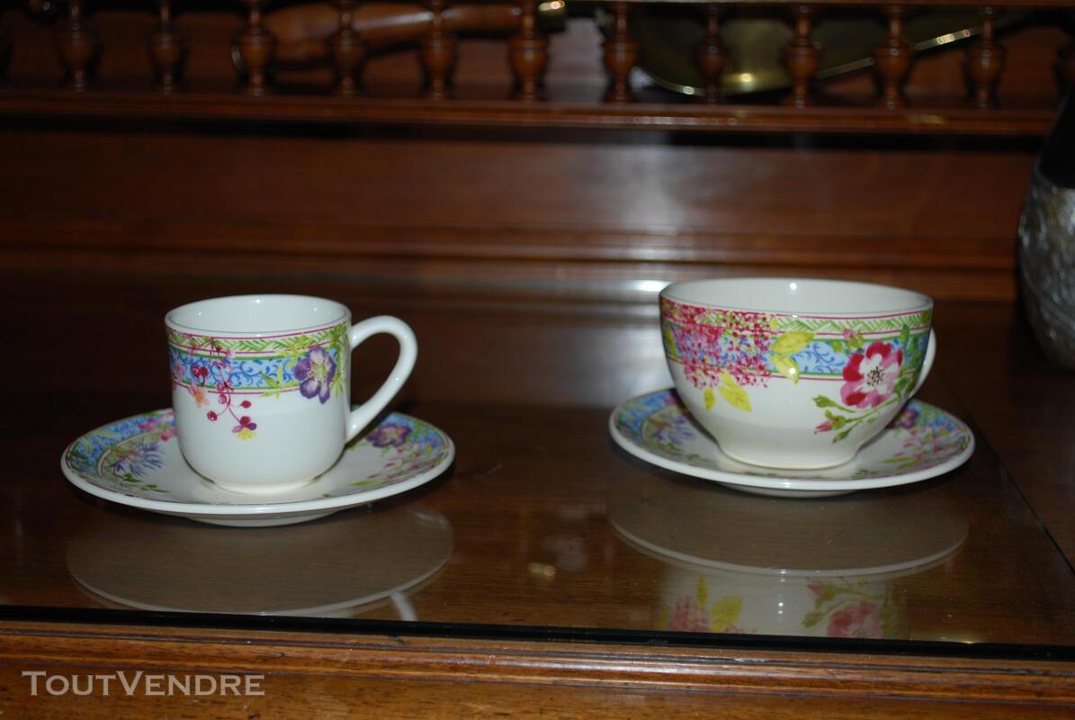 Tasse à thé et à café en Porcelaine de Gien 302631808