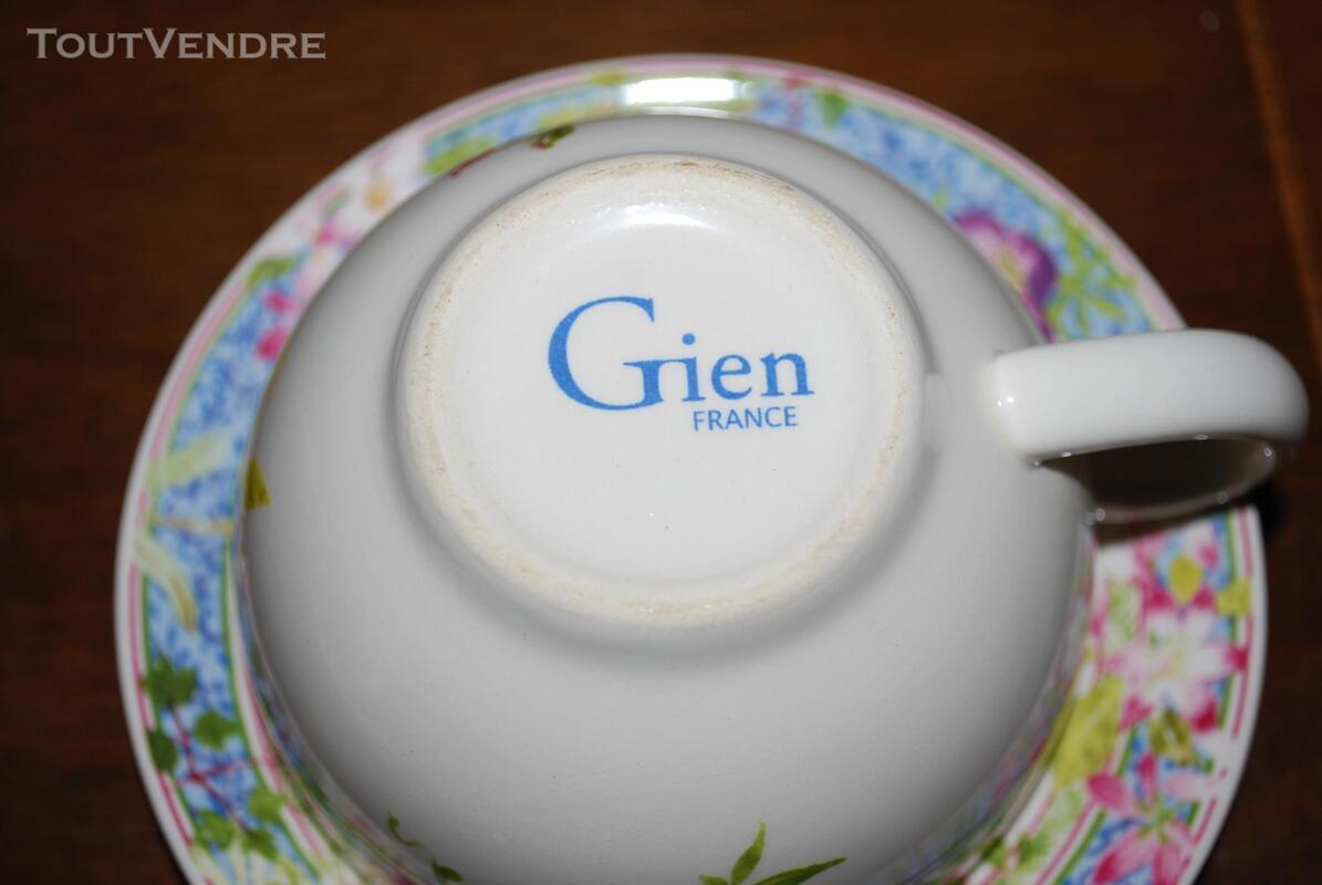 Tasse à thé et à café en Porcelaine de Gien 302631811
