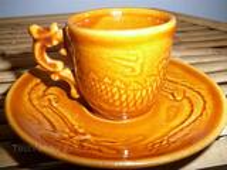 Tasses à café porcelaine chinoise