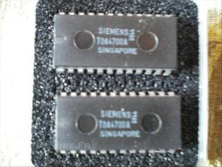 TDA 4700A  régulateur  à découpage pour ampli LAB2000