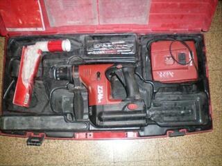 TE-6 A HILTI perforateur sans fil 36v
