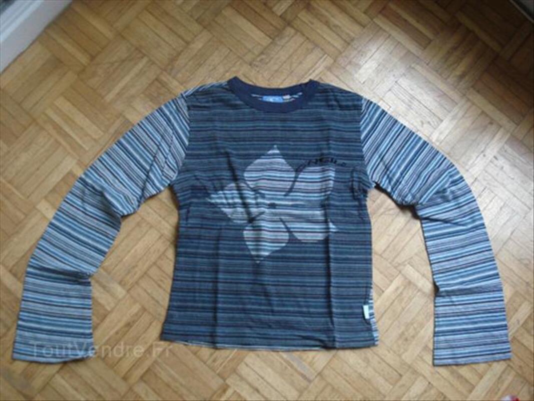 Tee-shirt à manche longue O'neill Bleu Taille 14 ans 56496977