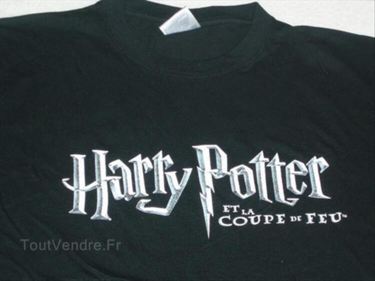 Tee shirt Harry Potter taille XL 56552097