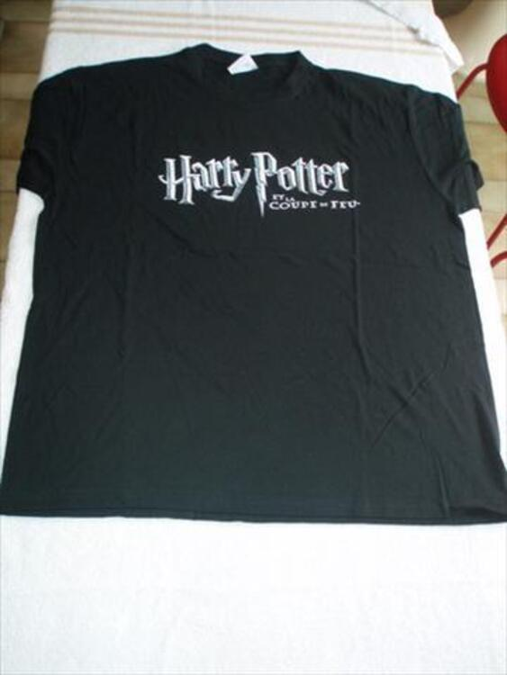 Tee shirt Harry Potter taille XL 56552098