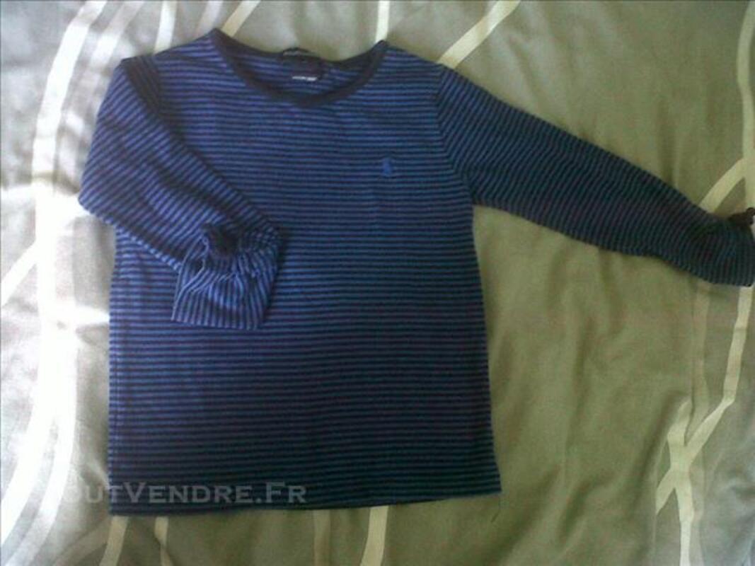 Tee shirt haut manche longues Ralph Lauren 4 ans 85263050