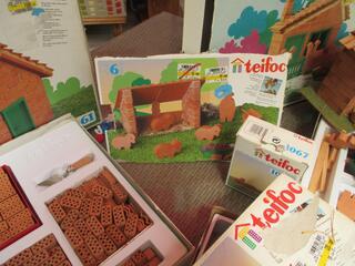 Teifoc jeux construction vrais briques + de 1500 pièces lot