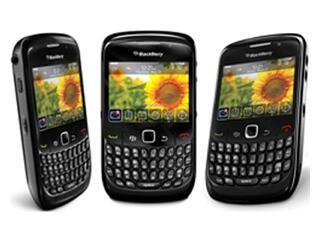Téléphone Blackberry curve 8520