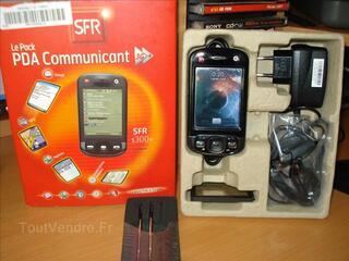 Téléphone HTC S300/P3600 GPS