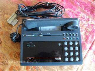 Telephone répondeur Philips