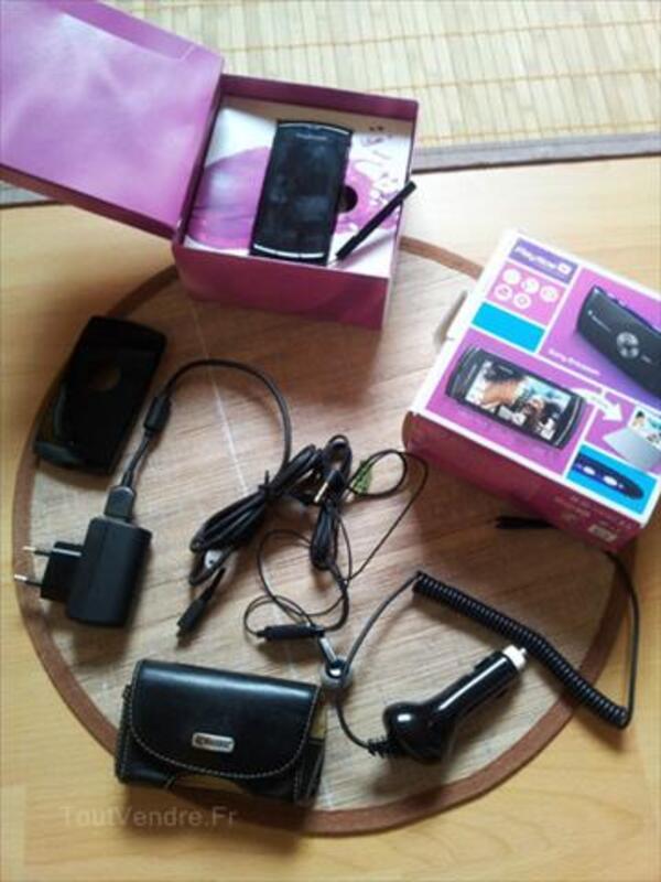 Telephone sony vivaz et ses accessoires 72284908