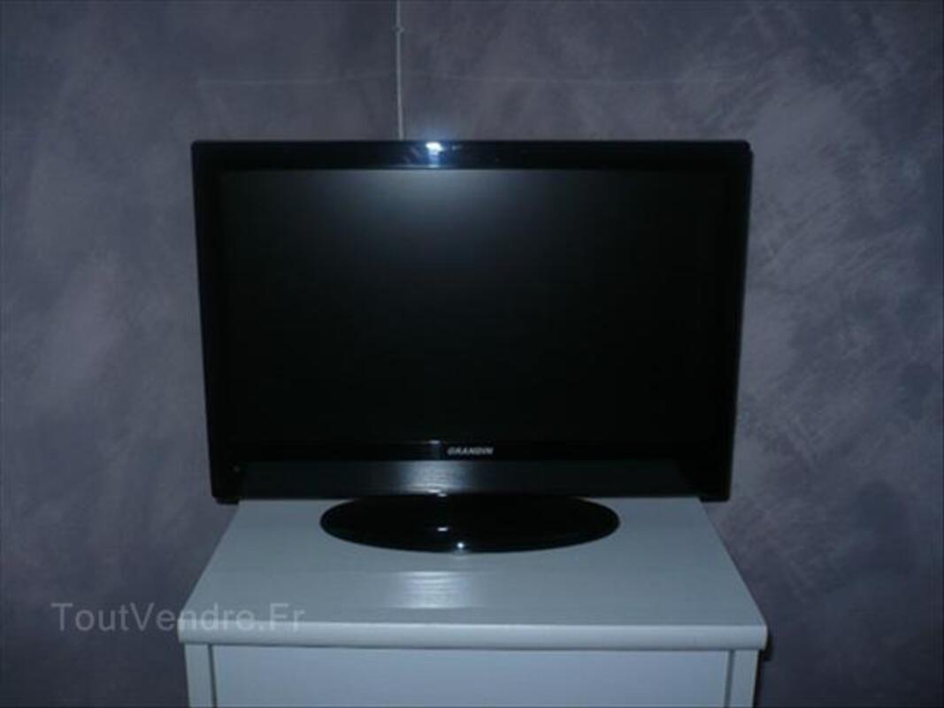 Televiseur combi grandin 54639070