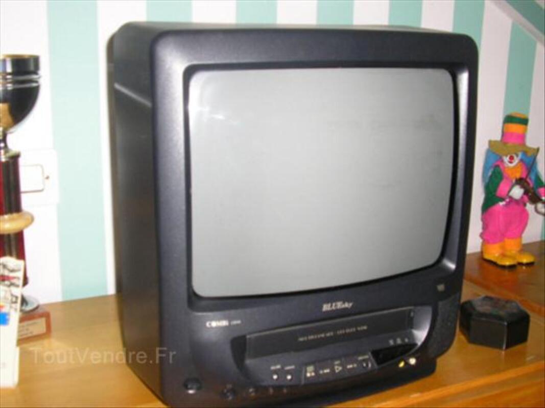 Téléviseur couleur avec magnétoscope 36 cm 46715245