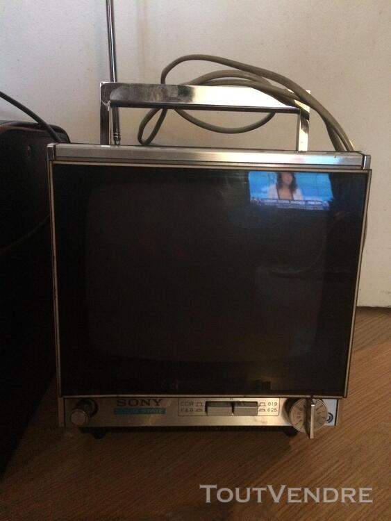 TELEVISION Sony SOLID STATE TV 9-90UM (1969) 320727137