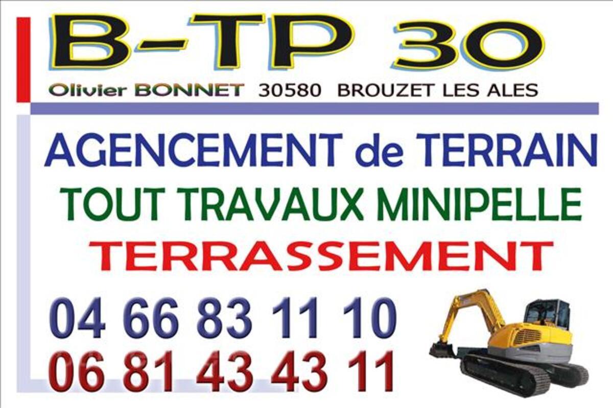 Terrassement Agencement de terrain VRD 61062130