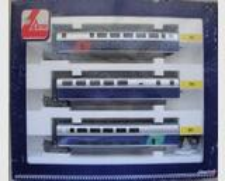 TGV DUPLEX Jouef 214 (10 éléménts)